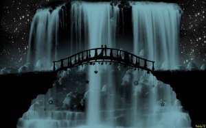 Waterfall_Love_by_TA1AT